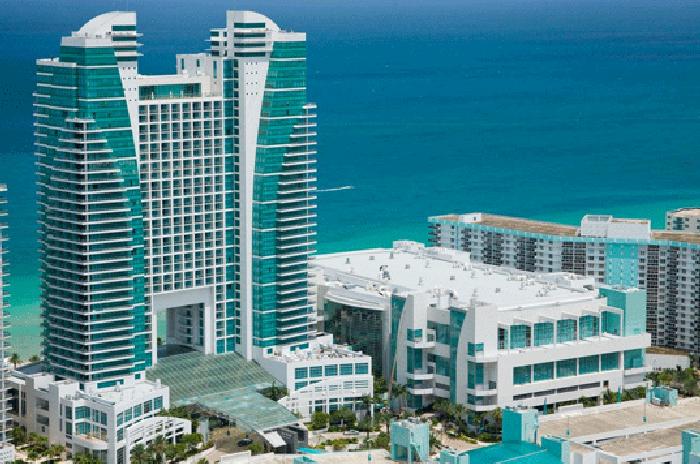 The Diplomat Beach Resort Ft Lauderdale